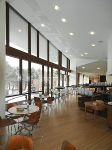 Wellesley College Lulu Chow Wang Campus Center