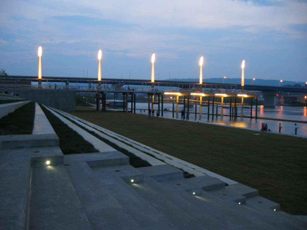 Chattanooga 21st Century Waterfront