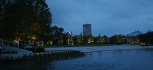 Hermann Park Lake Plaza