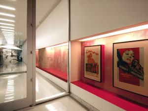Billy Wilder Theater at the UCLA Hammer Museum