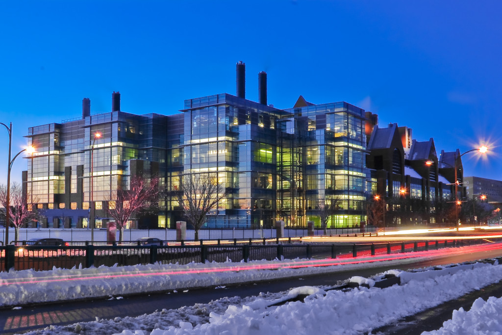 Genzyme Allston Landing Facility Expansion