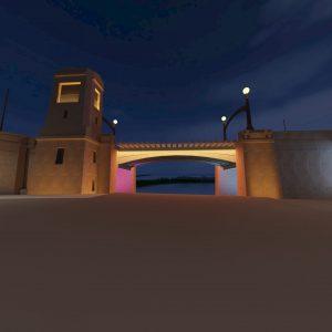 drawbridge