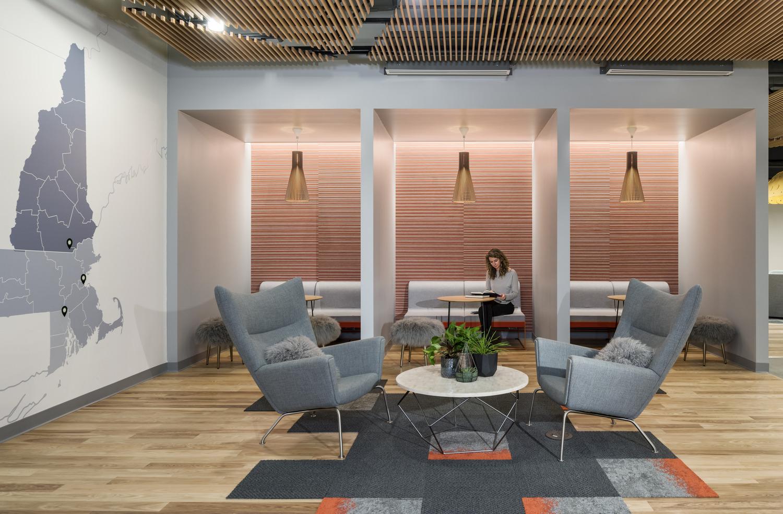 Fidelity Investments Merrimack Office
