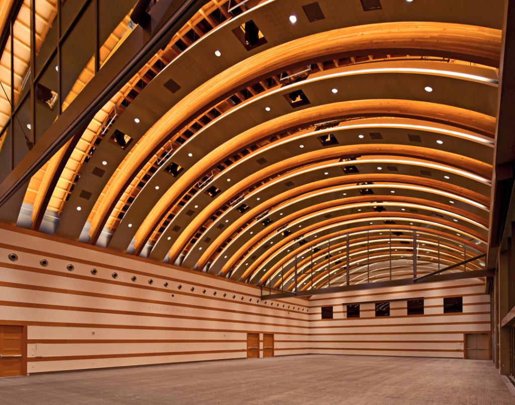 Herscher Hall, Skirball Curteral Center, Los Angeles, CA