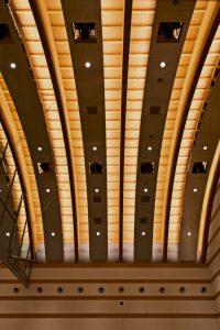 Herscher Hall at the Skirball Cultural Center