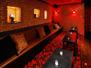 Shrine Asian Kitchen Lounge and Nightclub at MGM Foxwoods