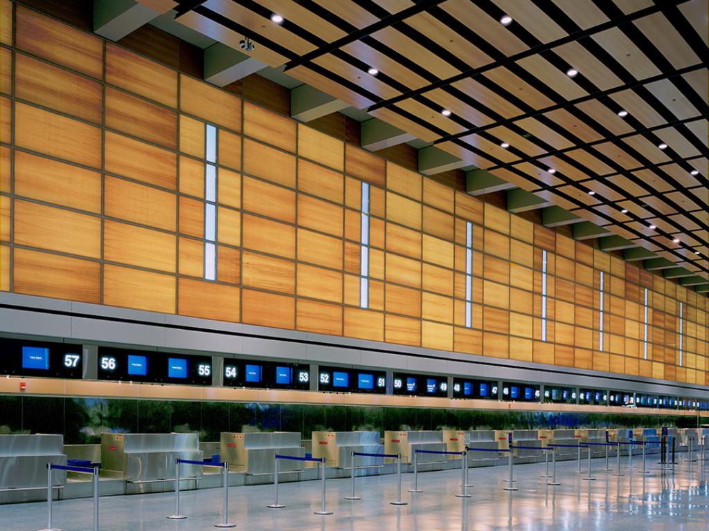 Logan International Airport Terminal E